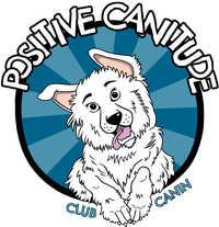 Logo de Positive Canitude club canin d'éducation