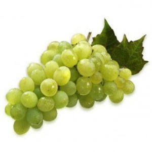 Photo de raisin vert. Exemple de produits nocifs pour le chien